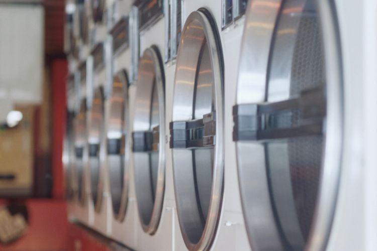 Ilustrasi laundry