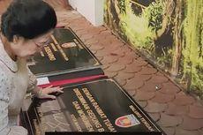 Megawati Resmikan Jalan dan Patung Soekarno di Masohi, Maluku Tengah