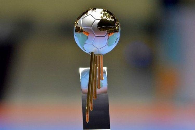 Trofi Piala Dunia Futsal.