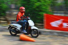 Rangka Honda Genio Bisa Dipakai Motor Listrik