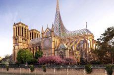 Desain Ramah Lingkungan Atap Katedral Notre-Dame Diajukan