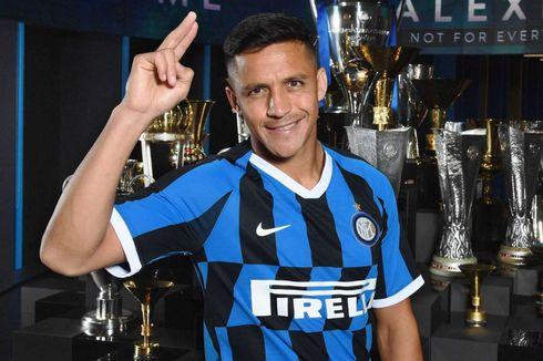 Reuni di Inter, Sanchez Sebut Lukaku Tak Ada Bandingannya