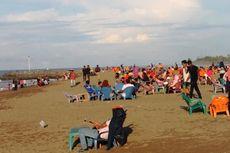 Mari Berjemur di Pantai Jangka
