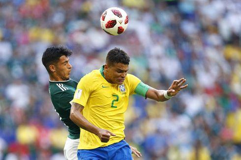 Thiago Silva Mewaspadai Kekuatan Belgia