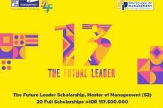 Beasiswa S2 di PPM School Jakarta 2021, Kuliah Gratis dan Uang Saku