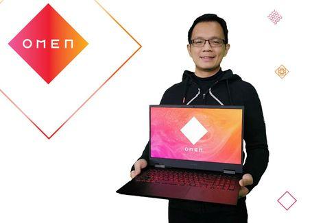 HP Luncurkan 3 Laptop Gaming Seri Omen dan Pavilion di Indonesia