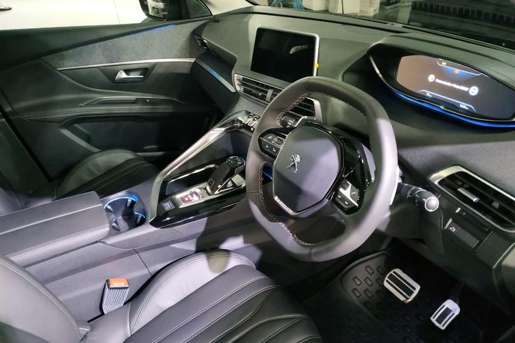 Interior Peugeot 5008 Allure Plus