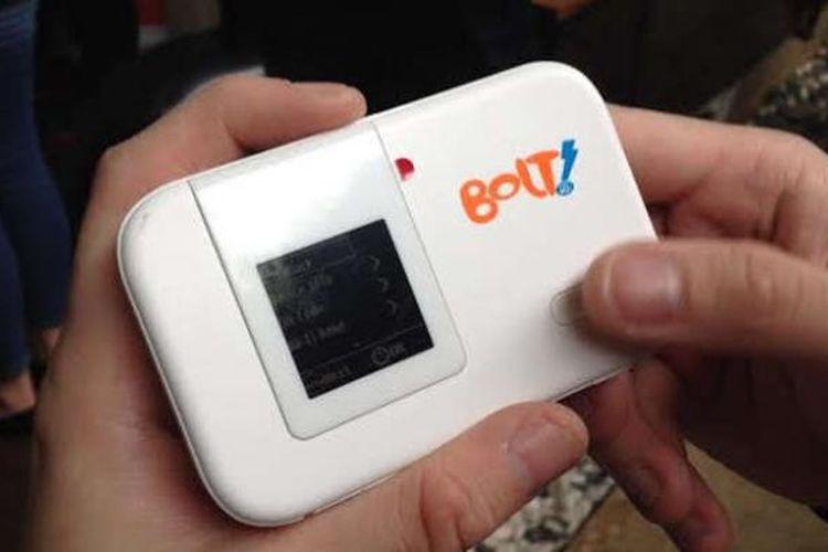 Perangkat Bolt Mobile Wi-Fi Slim terbaru dari Internux