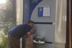 Keran Air Siap Minum Kini Tersedia di Taman-taman Kota di Semarang