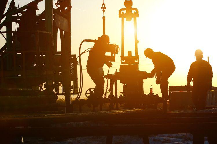 Ilustrasi minyak