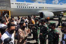 Mahfud Minta Satgas Operasi di Papua Jangan Lakukan Pelanggaran HAM