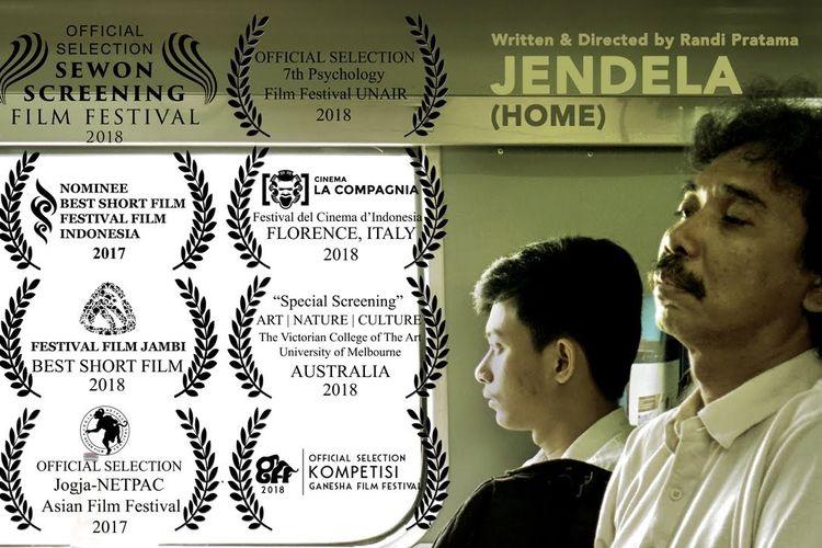Film pendek Jendela karya Randi Pratama.