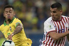 Hasil Copa America 2019, Menang Adu Penalti, Brasil ke Semifinal