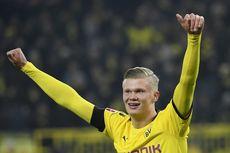 Dortmund Vs Koln, Puja-puji Pemain Dortmund untuk Haaland
