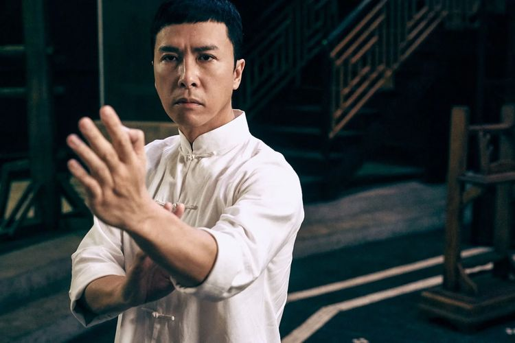 Donnie Yen dalam Film Ip Man