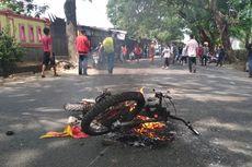 Sengketa Lahan Berujung Bentrok di Makassar, 6 Orang Terluka, 1 Motor Dibakar