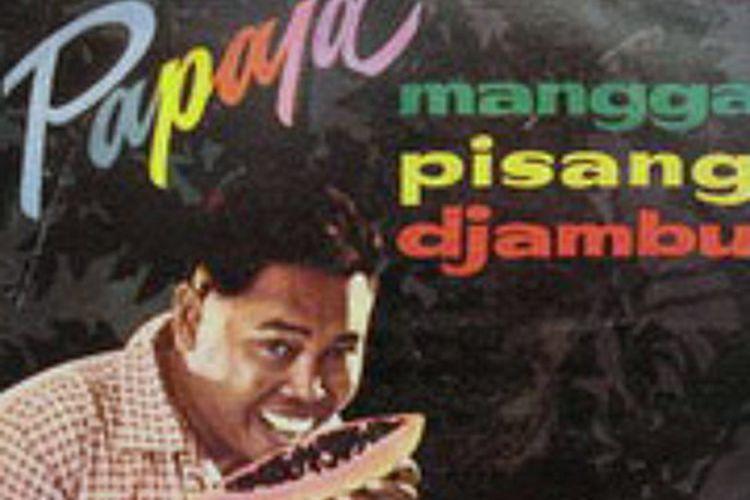 Pelantun lagu anak Pepaya, Mangga, Pisang, Jambu, Adikarso.