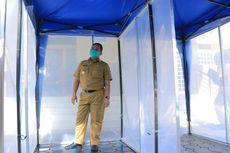 Pemkot Tangerang Tempatkan 50 Bilik Disinfektan di Puskesmas dan Rumah Sakit