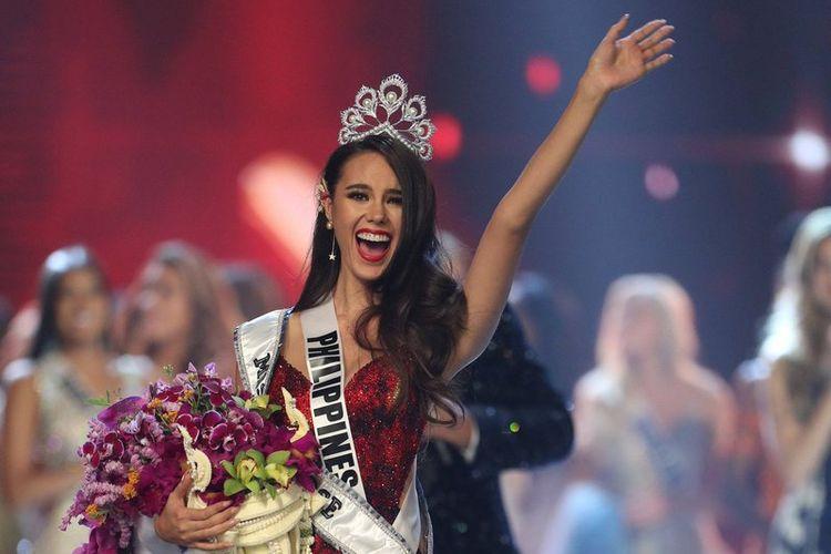 Miss Universe 2018, Catriona Gray asal Filipina