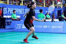Badminton SEA Games 2019, Ruselli Bersyukur atas Raihan Medali Perak