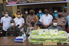 Peredaran 28 Kg Sabu di Asahan Sumut Digagalkan, 2 Pelaku Buron