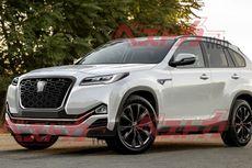 Rumors Sedan Mewah Toyota Bakal Berubah Wujud Jadi SUV
