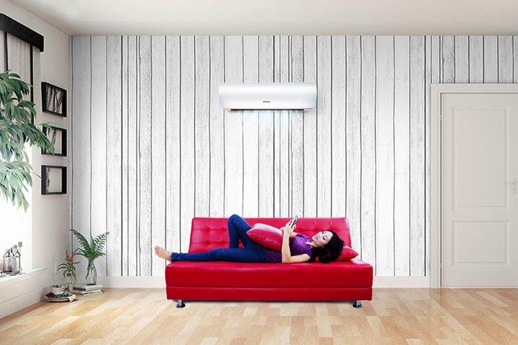 ilustrasi penggunaan AC