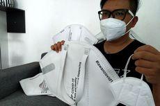 Usahanya Terdampak Pandemi, Pria Ini Buat Tas Berbentuk Masker N95, Terjual 1.000 Buah dalam 2 Bulan
