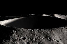 Kenapa Kawah Bulan Lebih Sedikit dari yang Seharusnya?