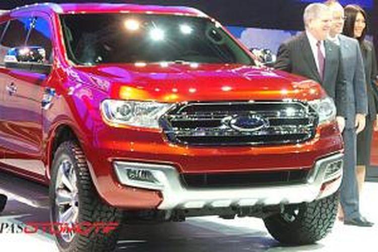 Ford Indonesia Everest Terbaru Tidak Tahun Ini