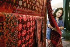 Mengenal Batik Jambi yang Identik dengan Warna Merah...