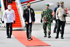 Ke Sumut, Jokowi Tinjau Lumbung Pangan dan Bagi-bagi Sertifikat Tanah