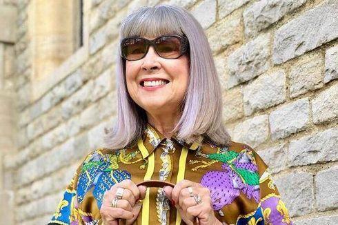 Umur 68 Tahun, Wanita Ini Sukses Jadi