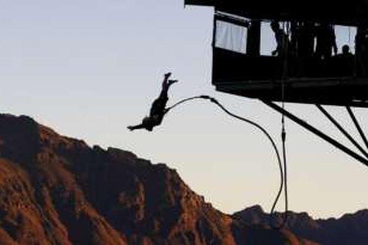 Hanya Untuk Pemberani 5 Aktivitas Penguji Adrenalin Di Selandia Baru Halaman All Kompas Com