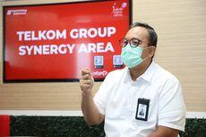 Karyawan dan Pensiunan Telkom Indonesia Ikuti Vaksin yang Digelar Kementerian BUMN