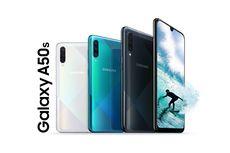 Samsung Rilis Galaxy A50s dan A30s, Beda Kamera dan Desain