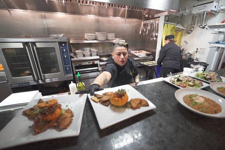 Soul Food, restoran milik Jon Bon Jovi.