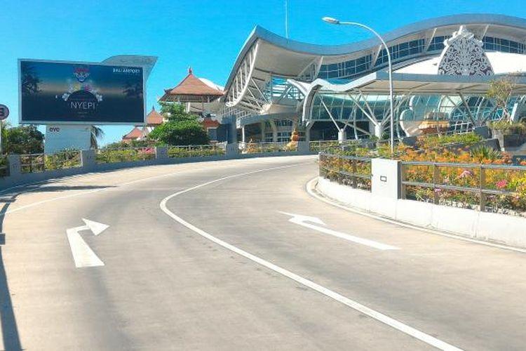 Bandara I Gusti Ngurah Rai di Bali.