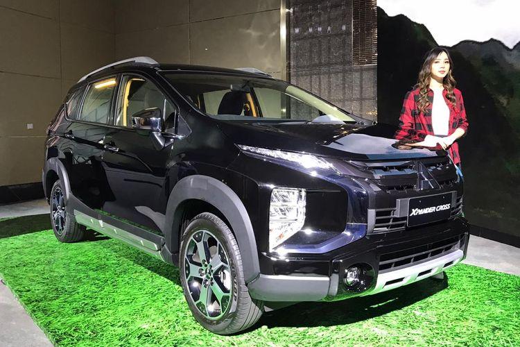 Mitsubishi Xpander Cross mengisi kelas Low SUV yang belum pernah ditempati sebelumnya.