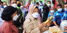 Mensos Risma Promosikan Madu Produksi Karang Taruna Aceh