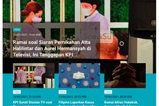 [POPULER TREN] Ramai soal Siaran Pernikahan Atta dan Aurel Hermansyah | Varian Baru Virus Corona N439K