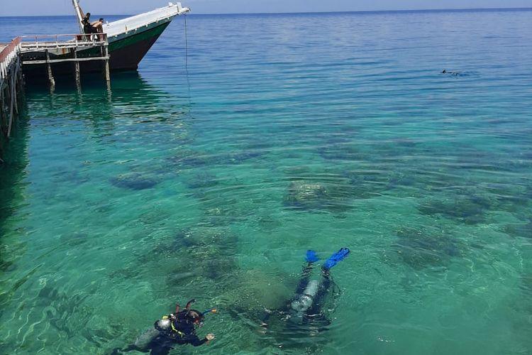 Pulau Padamarang, Kabupaten Kolaka