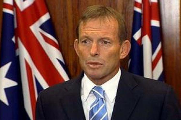 Perdana Menteri Australia Tony Abbot