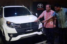 New Toyota Rush Tampil Lebih Sporty dan Modern
