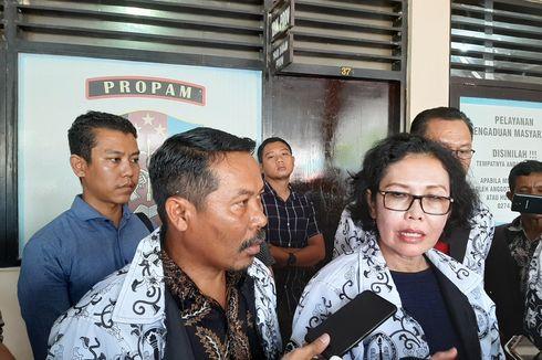 Bertemu 3 Guru Tersangka Kasus Susur Sungai, Ketua Umum PGRI Menangis