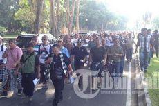Giliran Sopir Taksi di Denpasar Demo Tolak Taksi