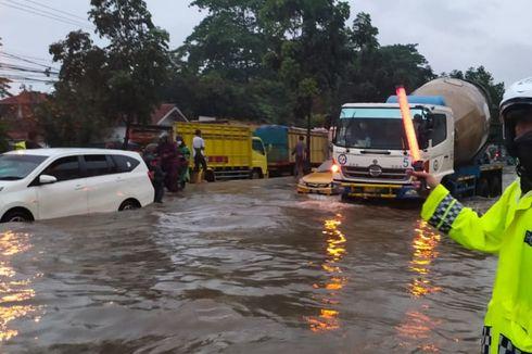 7 Kecamatan di Kabupaten Bandung Terendam Banjir, 3.399 Jiwa Mengungsi