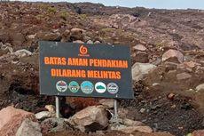 Status Gunung Slamet Turun Jadi Normal, Jalur Pendakian Segera Dibuka