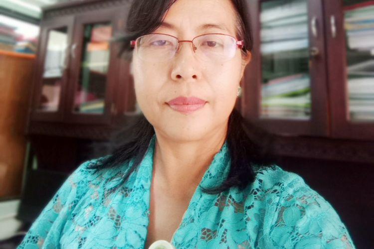 Kepala Instalasi Gizi RSUP Sanglah Denpasar, Ni Wayan Rapiasih