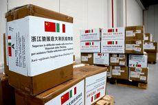 Dari Pusat Wabah Virus Corona, Perlahan China Beri Bantuan ke Negara Lain
